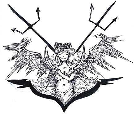 The Cresouthian Crest Madien