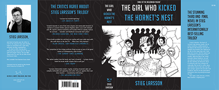 The Girl Who Kicked The Hornet's Nest Complete Book Cover
